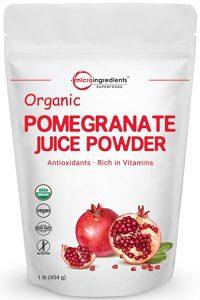 USDA Organic Pomegranate Juice Powder