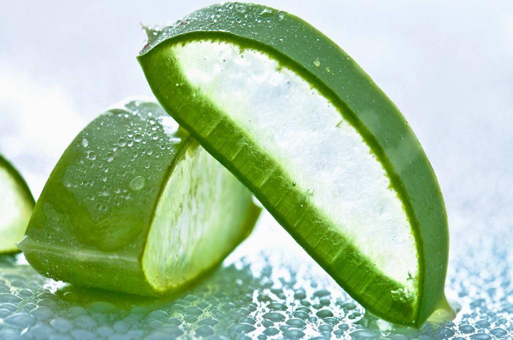 aloe vera gel-pure healthy fit